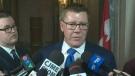 Premier Moe sends message to Prime Minister