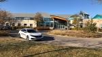 St. Joseph High School. (Chad Hills/CTV Saskatoon)
