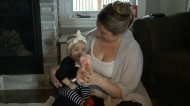 Cape Breton baby home after transplant