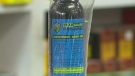 Undated CTV file image of a can of bear spray,