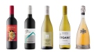 Donnafugata Sedàra 2016, 13Th Street Lakeshore Farm Vineyard Cabernet Merlot 2017, Seven Falls Chardonnay 2016, Angove Family Winemakers Organic Chardonnay 2018