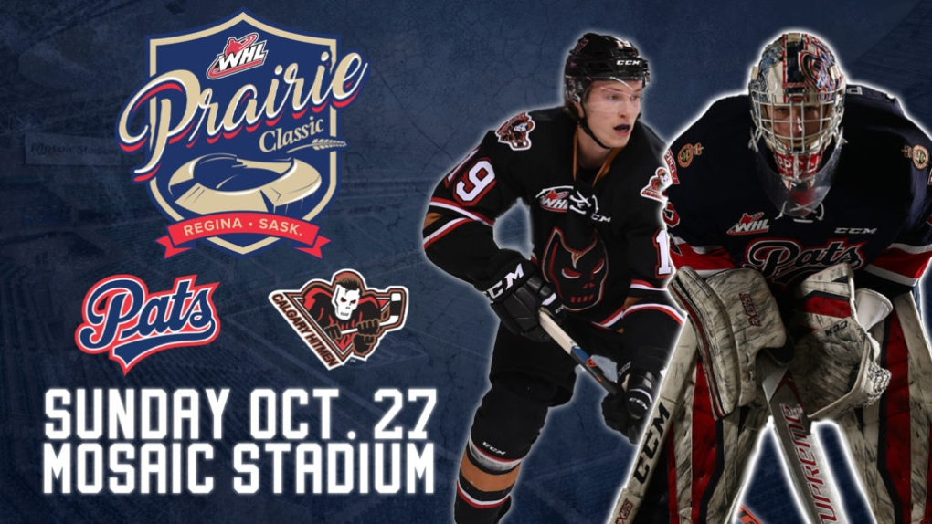 Pats reveal Prairie Classic jerseys, other details on outdoor game