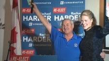 Harder gathered 41,580 votes to win her seat.