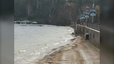 West Hawk Lake (Source: Beth Macdonell/CTV News)