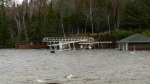 Flooding concerns in the Whiteshell area