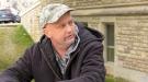 Chris Hoyle was receiving treatment at Saskatoon's Royal University Hospital on Monday and was unable to vote. (Laura Woodward/CTV Saskatoon)