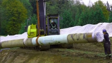 What will become of the TMX pipeline?