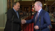 B.C. government pleased with minority result