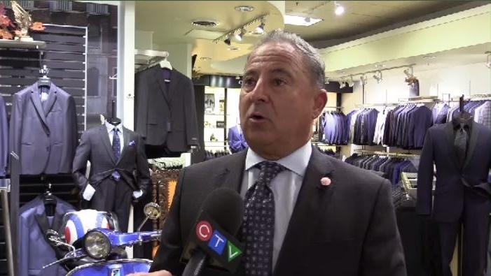 Move and sale of menswear shop will trigger big Halifax development