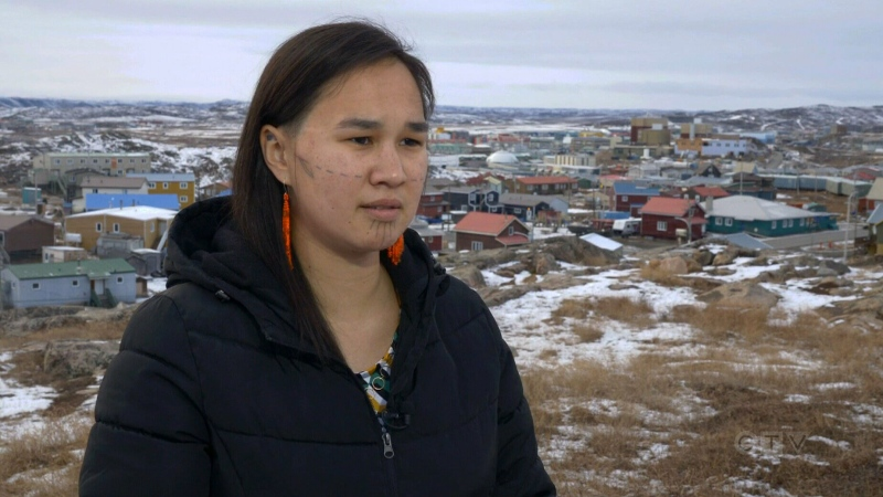 NDP MP Mumilaaq Qaqqaq is one of the youngest candidates to win a seat in the federal election.