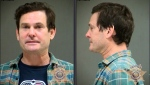 This image provided by the Washington County Sheriff's Office shows booking photos of actor Henry Thomas. (Washington County Sheriff's Office via AP)