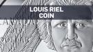 Louis Riel coin