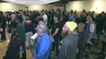 Hundreds show up for cannabis producer career fair