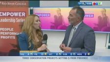 Katherine speaks with Bruce Bishop - Corporate Solutions Manager