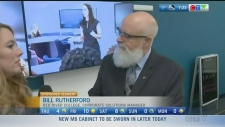 Katherine speaks with Bill Rutherford Corporate Solutions Manager