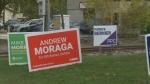 Election sign cleanup begins