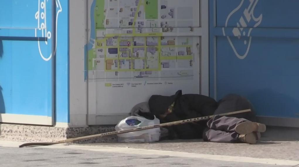 London homeless generic