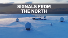 Arctic satellite station monitors planet's health