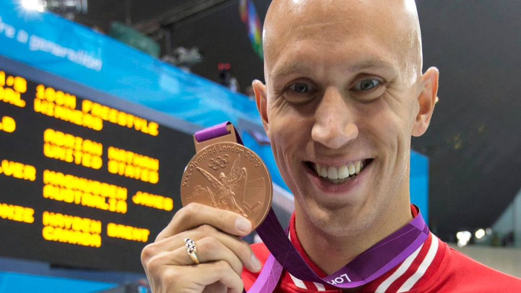 Canadian swimmer Brent Hayden returning to competition after 7 years away