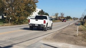 Patillo Road in Lakeshore, Ont., on Wednesday, Oct. 23, 2019. (Chris Campbell / CTV Windsor)