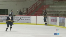 The Calgary Mustangs junior A hockey team is movin