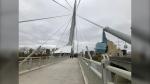 The Esplanade Riel. (Source: Jon Hendricks/CTV News)
