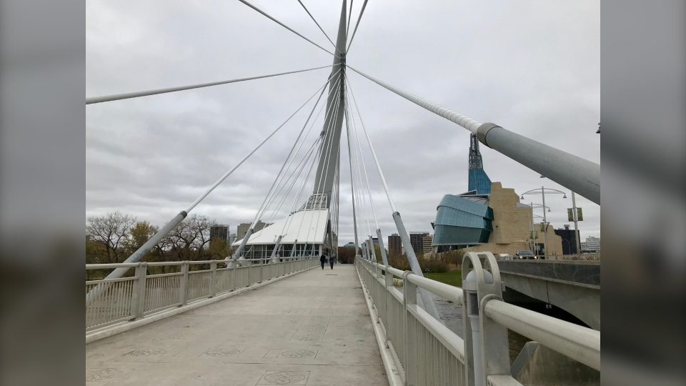 The Esplanade Riel. (Source: Jon Hendricks/CTV News)