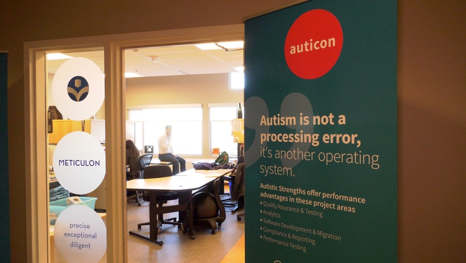 auticon Canada is seeking people on the autism spectrum who have expertise in IT