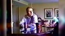 Image of Michael Bridges taken from CTV file footage of the tape of him making his confession.
