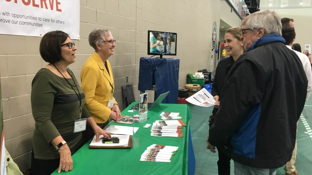 Volunteer-organizing app launches in Regina