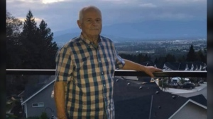 Ioan Pop, 79, was last seen just after 4 p.m. Tuesday at his home on Teskey Road, near Tournier Place. (RCMP Upper Fraser Valley Regional Detachment)