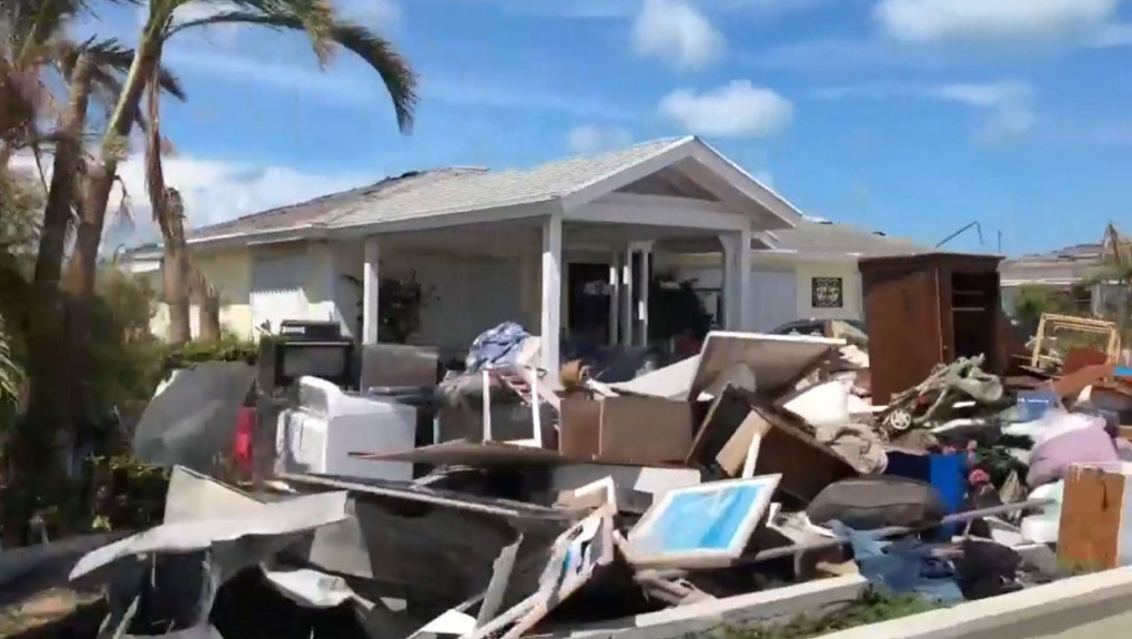 Three locals back in Lethbridge following volunteer effort in the Bahamas