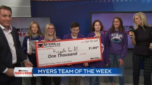 Myers Team of the Week: Ringette for All