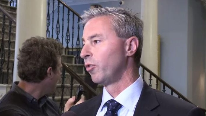 """I'd like to ask the premier: has the premier begun an investigation into how this email was handled?"" Progressive Conservative leader Tim Houston asked in the Legislature."
