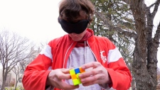 Meet Rubik's cube champion Jake Klassen