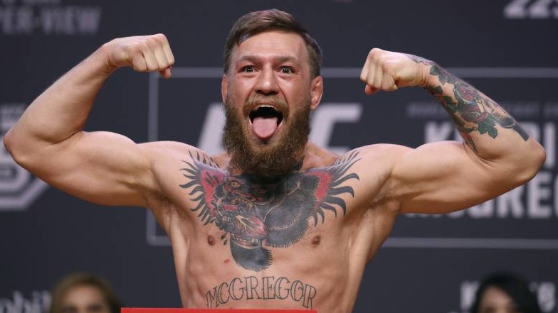 Conor McGregor (John Locher/Associated Press)