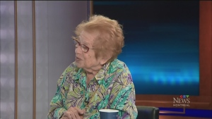 Dr. Ruth explains that a few things do get better with age...including sex.