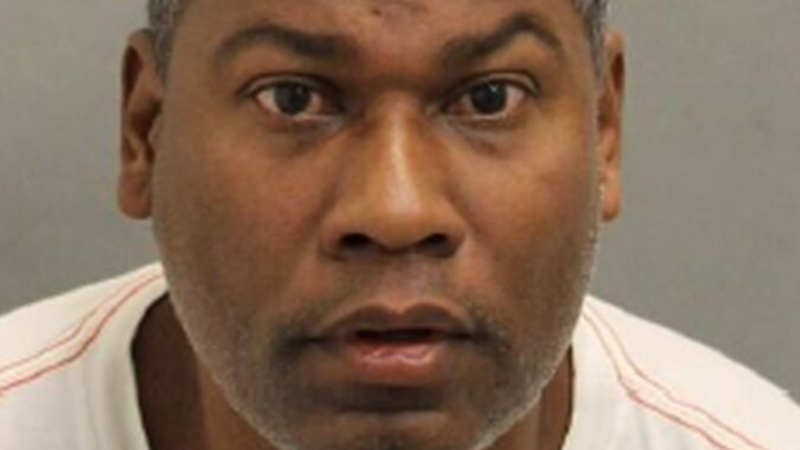 Dwight Grange, 50, is seen in this photo released by Toronto police. (Police handout)