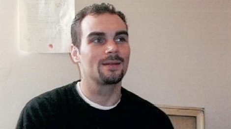 Toronto Police released this photo of Jamie Hull, 30.