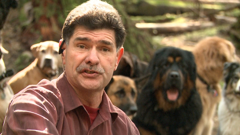 Former client speaks out against dog trainer accused of abuse