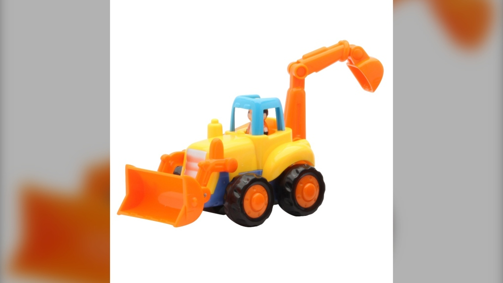 Tractor toy recall