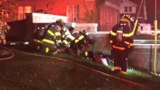Fatal Fire at Ouellette Apartment