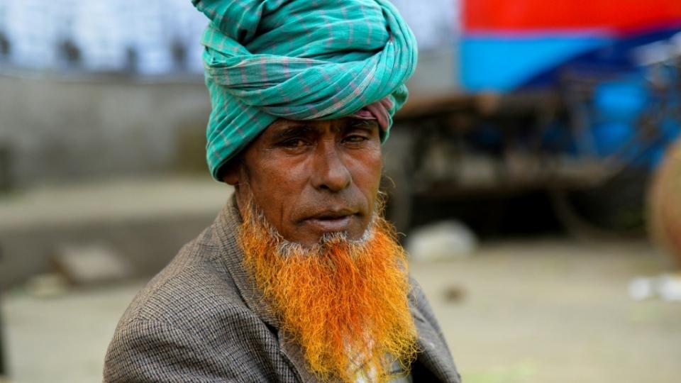 orange beards