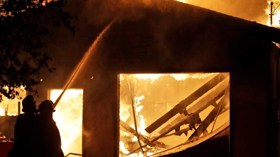 califronia wildfires
