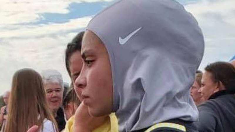 Ohio high schooler races personal best, gets disqualified for wearing hijab