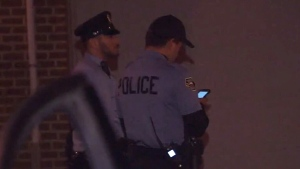 Police in Philadelphia say a man was shot 15 times and is expected to survive.
