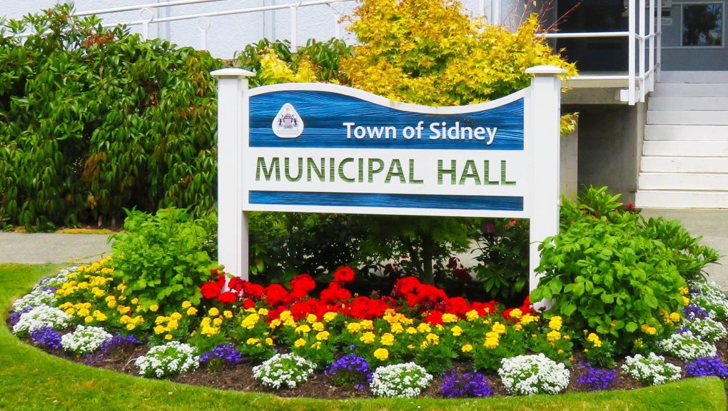 Sidney municipal hall