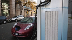 Almost a quarter of electric vehicle drivers surveyed have argued with a fellow EV driver at a public charging station, and nearly one-third have witnessed such an argument, according to a survey of 1,162 drivers conducted by BC Hydro. (CTV)