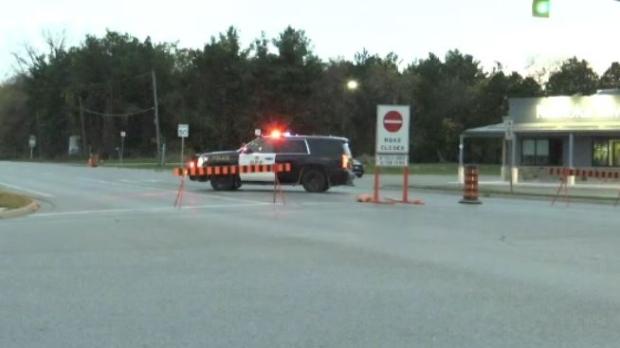Evening crash west of Komoka, Ont. kills teen - CTV News London
