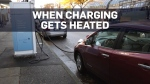 Emotionally charged: Public vehicle chargers spark